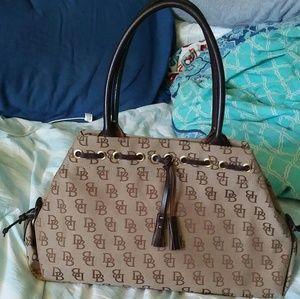 Large Dooney & Bourke purse